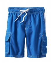4-7 Boys Barracuda Swim Trunks