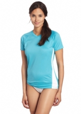 Women's Color Block Swim Tee