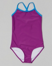 Mermaid Solid Swimsuit
