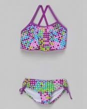 2-4 Nikki Flounce Bikini