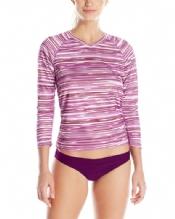 Women's Odyssey L/S Swim Shirt