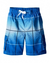 4-7 Boys Vector Swim Trunks