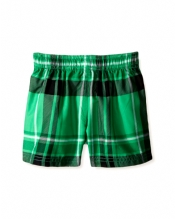 Infant Boys Matrix Swim Trunks