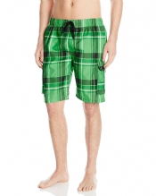Men's Matrix Swim Trunks
