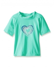 Toddler Girls Candy Rashguard
